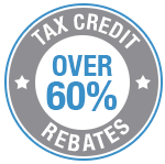 Save Over 60% with Solar Tax Credits and Rebates in Rochester NY